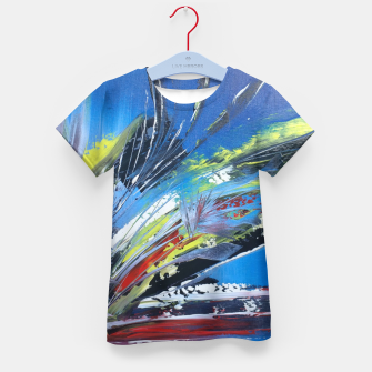 Thumbnail image of exploxie Kid's t-shirt, Live Heroes