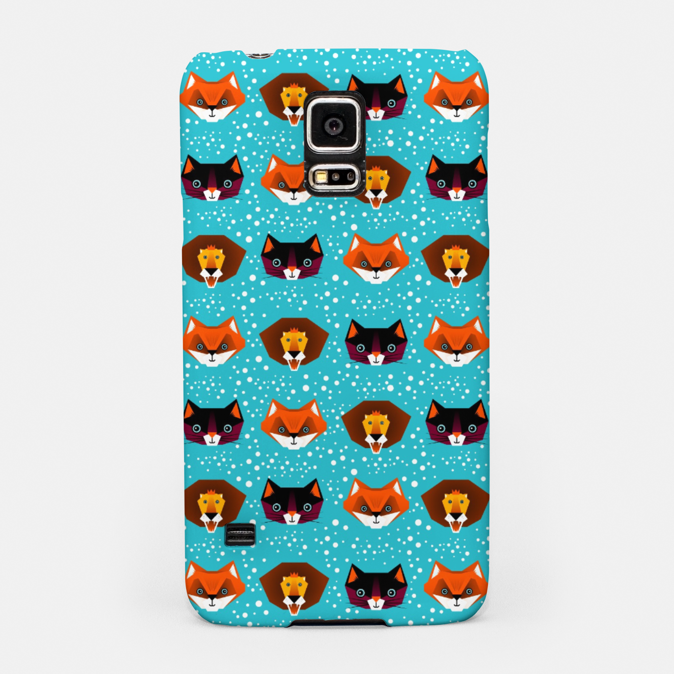 Image of Tangram Animals – Samsung Case - Live Heroes