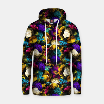 Thumbnail image of melancholy flowers small seamless pattern 01 Hoodie, Live Heroes