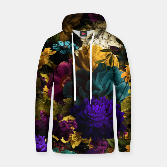 Thumbnail image of melancholy flowers big seamless pattern 01 Hoodie, Live Heroes