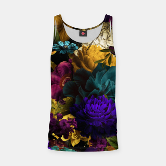 Miniatur melancholy flowers big seamless pattern 01 Tank Top, Live Heroes
