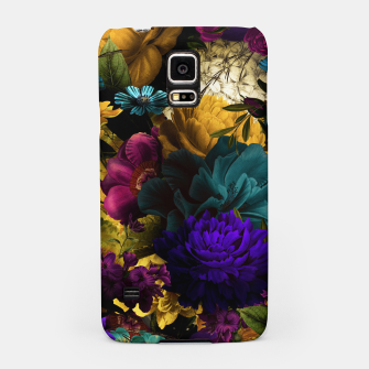 Thumbnail image of melancholy flowers big seamless pattern 01 Samsung Case, Live Heroes