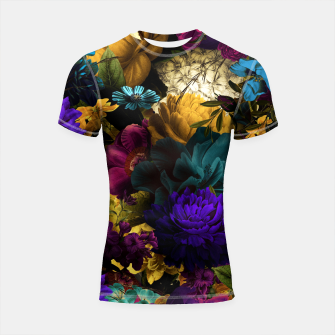 Thumbnail image of melancholy flowers big seamless pattern 01 Shortsleeve rashguard, Live Heroes