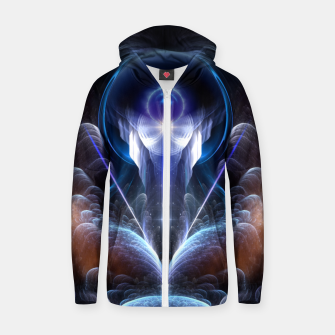 Imagen en miniatura de The Shadow Masters Zip up hoodie, Live Heroes