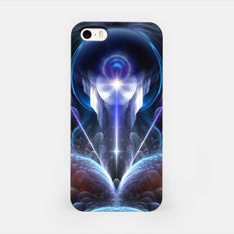 Imagen en miniatura de The Shadow Masters iPhone Case, Live Heroes