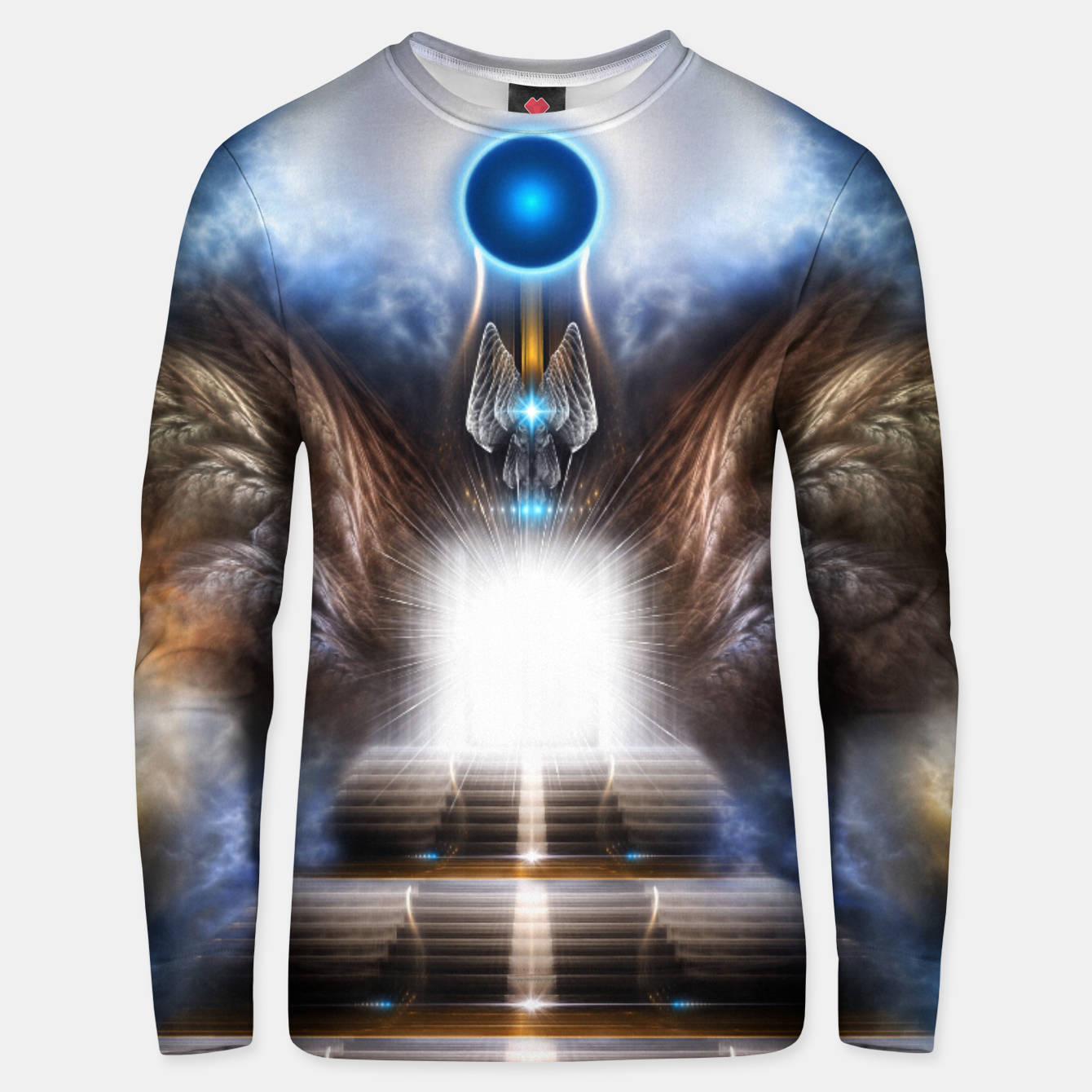 Image of The Temple Of Heaven Unisex sweater - Live Heroes