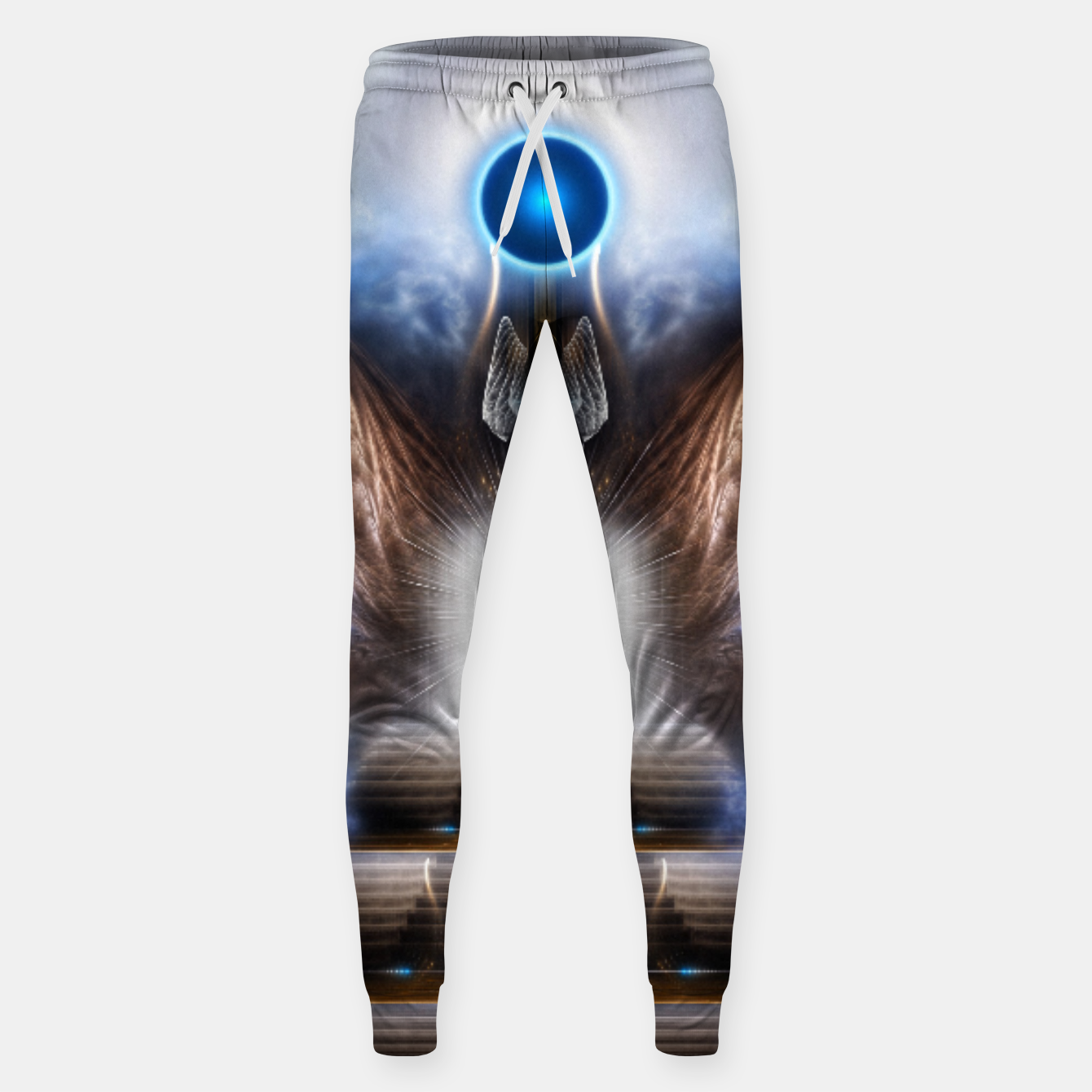 Image of The Temple Of Heaven Sweatpants - Live Heroes