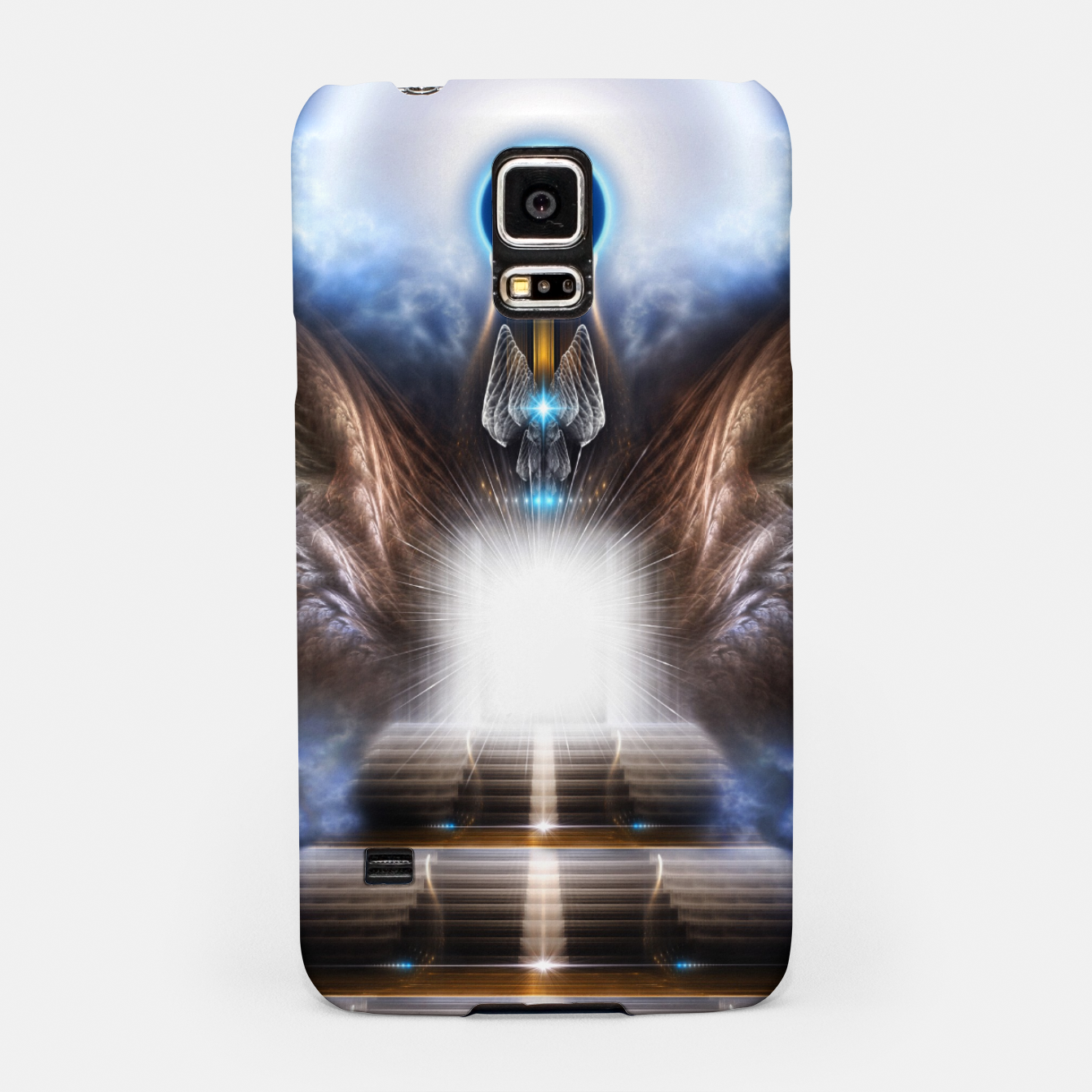 Image of The Temple Of Heaven Samsung Case - Live Heroes