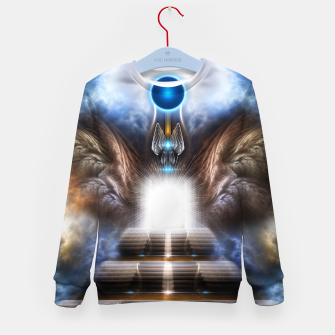 The Temple Of Heaven Kid's sweater thumbnail image