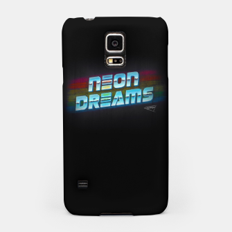 Thumbnail image of Neon Dreams Samsung Case, Live Heroes
