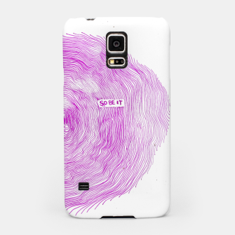 Thumbnail image of So be it Samsung Case, Live Heroes