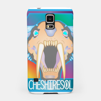 Thumbnail image of Cheshiresol90 TwitchTV Logo Samsung Case, Live Heroes
