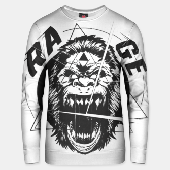 Miniaturka RAGE The King of the Apes. Unisex sweater, Live Heroes