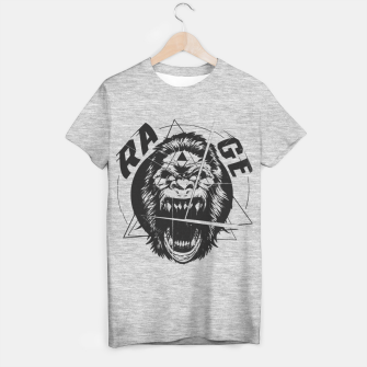 Imagen en miniatura de RAGE The King of the Apes. T-shirt regular, Live Heroes