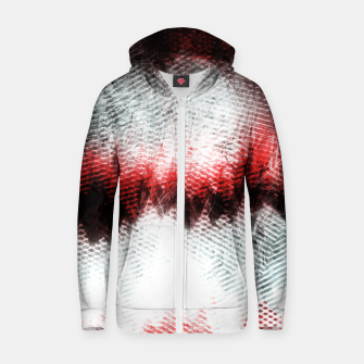 scratch Zip up hoodie thumbnail image