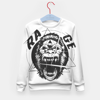 Imagen en miniatura de RAGE The King of the Apes. Kid's sweater, Live Heroes