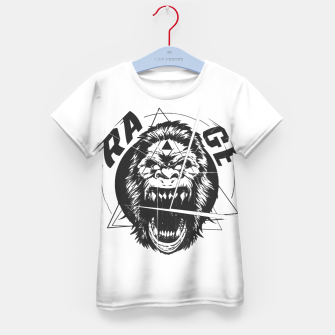 Miniaturka RAGE The King of the Apes. Kid's t-shirt, Live Heroes