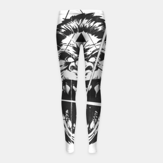 Miniaturka RAGE The King of the Apes. Girl's leggings, Live Heroes