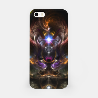 Miniaturka The Violet Pearl Of Xzylian iPhone Case, Live Heroes
