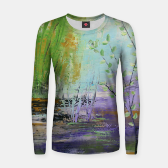 Thumbnail image of pamintul mov Women sweater, Live Heroes
