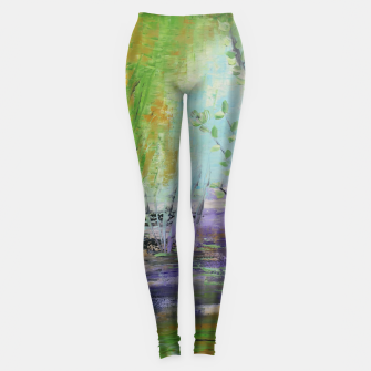 Thumbnail image of pamintul mov Leggings, Live Heroes