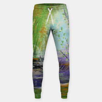 Thumbnail image of pamintul mov Sweatpants, Live Heroes