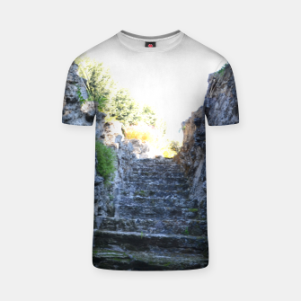 Thumbnail image of Mountain Path T-Shirt, Live Heroes