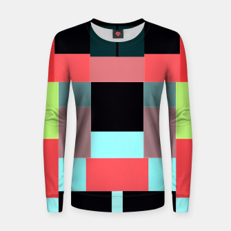 Thumbnail image of SAHARASTREET-SS178 Women sweater, Live Heroes