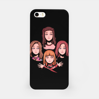 BOHEMIAN '뚜두뚜두 iPhone Case thumbnail image