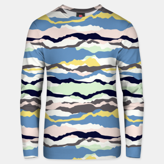 Miniatur Abstract Color Unisex sweater, Live Heroes