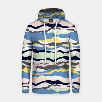 Thumbnail image of Abstract Color Hoodie, Live Heroes