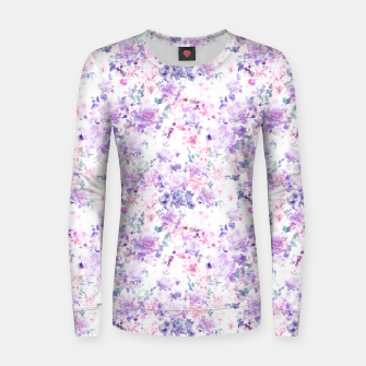 Thumbnail image of Roses Garden Women sweater, Live Heroes