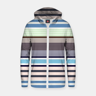 Miniature de image de Plaid Zip up hoodie, Live Heroes