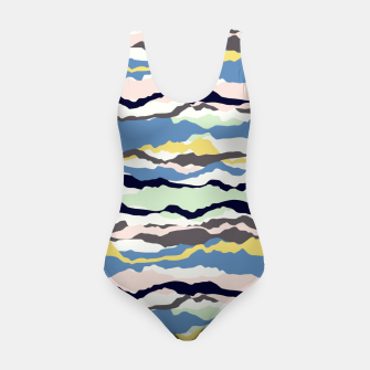 Imagen en miniatura de Abstract Color Swimsuit, Live Heroes