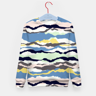 Imagen en miniatura de Abstract Color Kid's sweater, Live Heroes