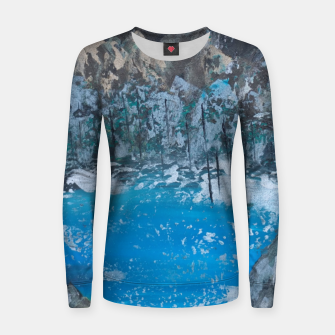 Thumbnail image of munti Women sweater, Live Heroes