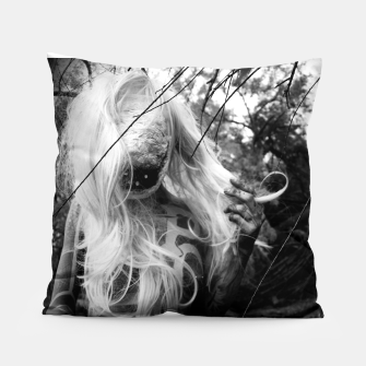 Thumbnail image of Black Forest Pillow, Live Heroes
