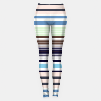 Miniaturka Plaid Leggings, Live Heroes
