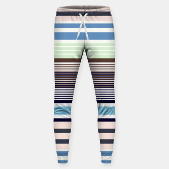 Miniatur Plaid Sweatpants, Live Heroes