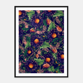 Thumbnail image of Matricaria Chamomilla Framed poster, Live Heroes