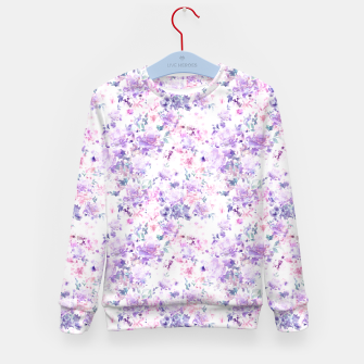 Thumbnail image of Roses Garden Kid's sweater, Live Heroes