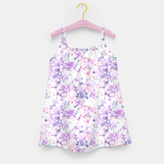 Miniatur Roses Garden Girl's dress, Live Heroes