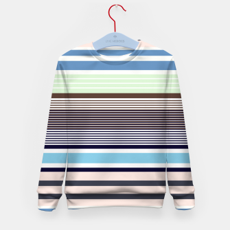 Thumbnail image of Plaid Kid's sweater, Live Heroes