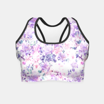 Thumbnail image of Roses Garden Crop Top, Live Heroes