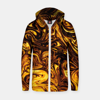 Miniature de image de golden wear Zip up hoodie, Live Heroes