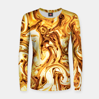 Imagen en miniatura de Golden Fluid Women sweater, Live Heroes