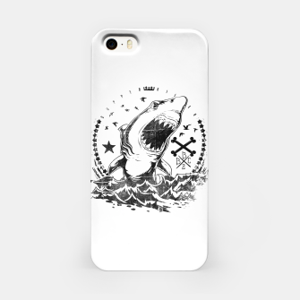 Imagen en miniatura de The King of Sharks iPhone Case, Live Heroes