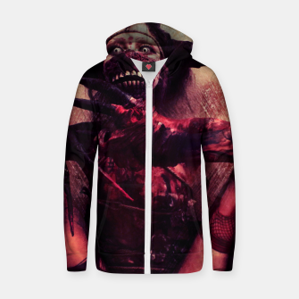 Thumbnail image of MonstEr Zip up hoodie, Live Heroes