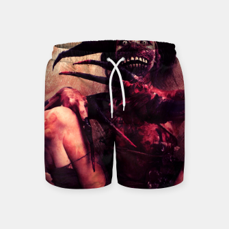 Thumbnail image of MonstEr Swim Shorts, Live Heroes