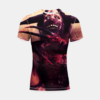Thumbnail image of MonstEr Shortsleeve rashguard, Live Heroes